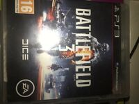 PS3 games for sale.