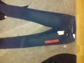 Pair of skinny jeans new