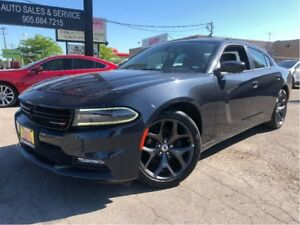 2017 Dodge Charger SXT RALLEY NAVIGATION 20 INCH WHEELS