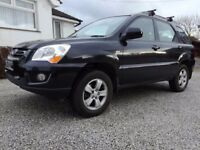Kia Sportage (facelift model) Low miles