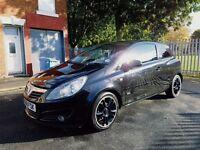 Vauxhall Corsa 1.2 i 16v SXi 3dr 2008