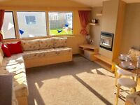 Cheap Spacious 3x Bed Static Caravn - Hayling Island