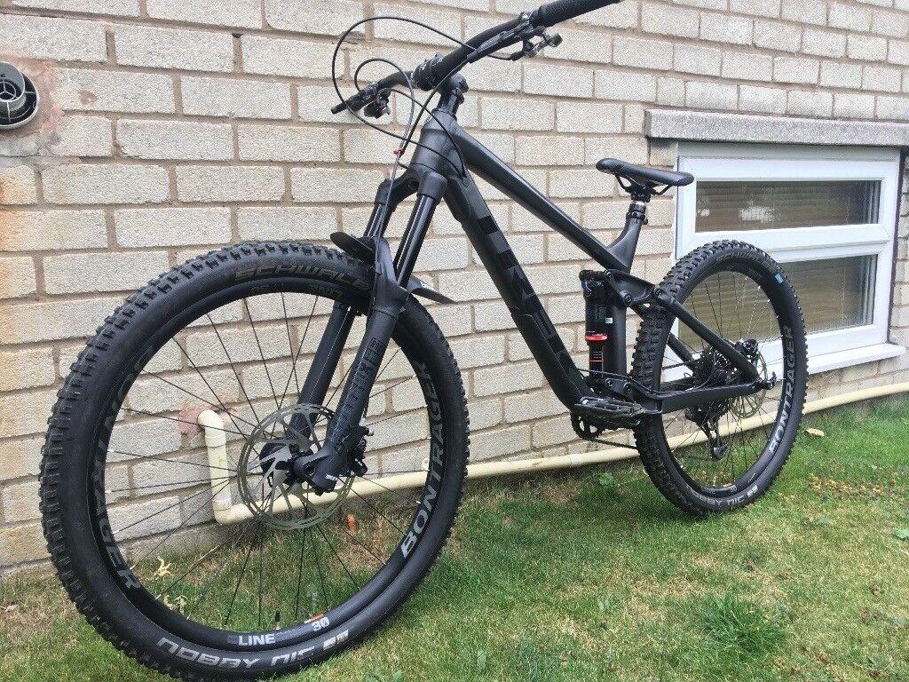 Trek Remedy 8 2018 Enduro Mountain Bike For Sale Not Specilized