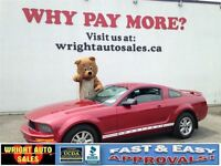 2006 Ford Mustang LEATHER| A/C| AUTO| 100,606KMS