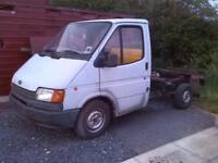 Transit mk3 1990 2.0 petrol breaking-spares