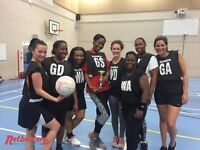Social netball league in Balham - new teams and players wanted