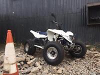 Road legal Suzuki ltr 450
