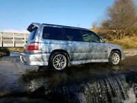 Subaru forester Sti auto