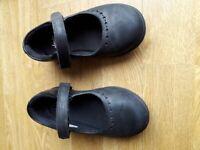 Clarks kids size 10 shoes