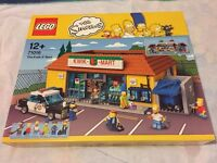 LEGO THE SIMPSONS 71016 THE KWIK-E-MART - BRAND NEW & SEALED
