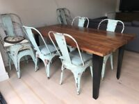 Hardwood 8 seater Dining Table