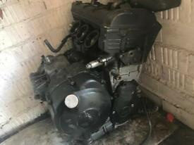 Yamaha r1 5pw engine ( spares or repairs )