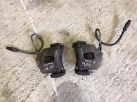 Ford Fiesta mk6 pair of front calipers Essex Ss17