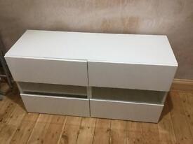 Ikea white cabinet