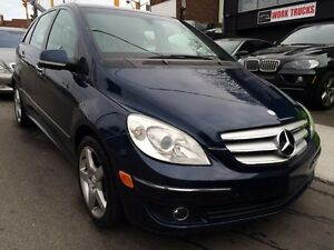 2007 Mercedes B-200-CERTIFIED- GUARANTEED FINANCING-LOW PMTS