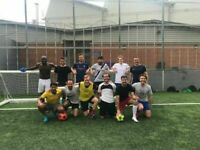 Football players wanted in Croydon!