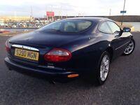Jaguar Xk8 Coupe GT 4.0 Low Mileage 74k FSH 2 Keys 3 Owners Cream Leather Long MoT FREE DELIVERY