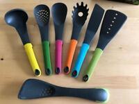 Joseph Joseph & John Lewis kitchen utensil sets