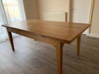 Beautiful Cherry Wood Table