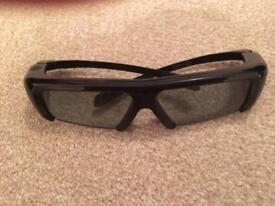 Samsung active 3D glasses