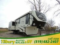 2015 Heartland Big Country 3650 Luxury 5th Loaded 3Slides Most P
