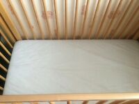 cot excellent condition hardly used spotless condition