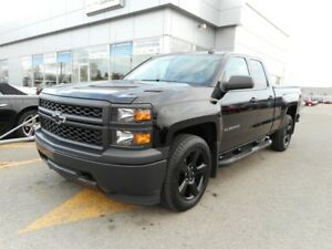 "2015 Chevrolet SILVERADO 1500 4WD DOUBLE CAB EDITION ""BLACK OUT"""
