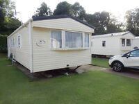 ABI Vista Platinum Static Caravan at beautiful 5* Heather View, Stanhope