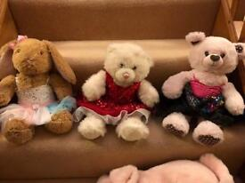 Build a Bear Bundle and some extra friends