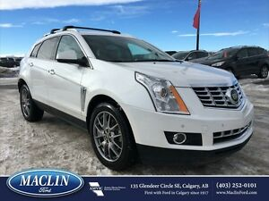 2015 Cadillac SRX Premium, Nav, Hot/Cold Leather, Panoroof