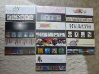 Stamp Presentation Packs 1998 - 2002