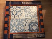 Realonda Ceramica tiles - Skyros Deco Blanco