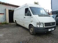 We buy Scrap Mercedes sprinters vitos Toyota hi ace ford transit smileys