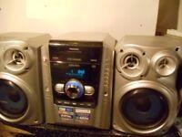 Panasonic music system