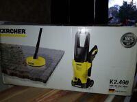 Karcher k2 pressure washer- new and unused