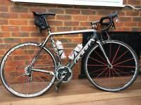 Felt F3 Carbon Road Bike - 58cm Frame, Fulcrum Racing Zero, SRAM Red