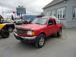 2002 Ford Ranger XLT Off-Road