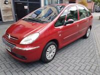SUPERB CITROEN PICASSO DIESEL 1.6L 06 ONLY 54500 MILES