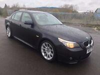BMW 520D M SPORT 177 BHP CARBON BLACK LCI AUTOMATIC