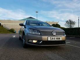 VW passat 2.0 Diesal BlueMotion (start/stop)