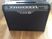 Line 6 Spider 3 Guitar Amp, 120 Watt with switch pedal, barely used, fantastic condition, great deal