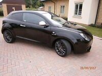 2015 ALFA MITO TWINAIR FREE TAX NEW WHEELS AND TIRES ONLY DONE 8K MILES