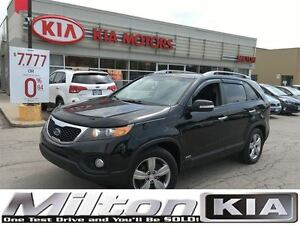 2013 Kia Sorento EX LUXURY WITH NAVIGATION