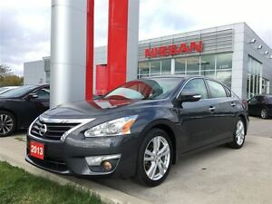 2013 Nissan Altima 3.5 SL TECH, NAVIGATION/BOSE/LEATHER