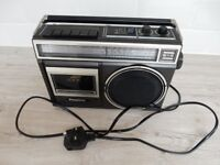 Panasonic Radio Cassette Model RX-1280LE