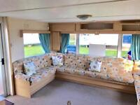 Bargain static caravan for sale at Sandy Bay Holiday Park! 12Month season! Contact Jack!