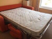 Stunning italian sofa bed