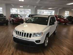 2013 Jeep Compass Sport/North 4X4