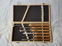 Woodturning Tools Set