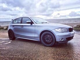 BMW 118D BLUE STAGE 1 50+mpg